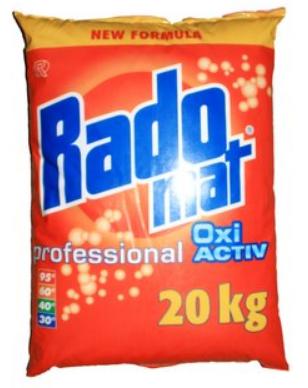 Vollwaschmittel Radomat oxi activ