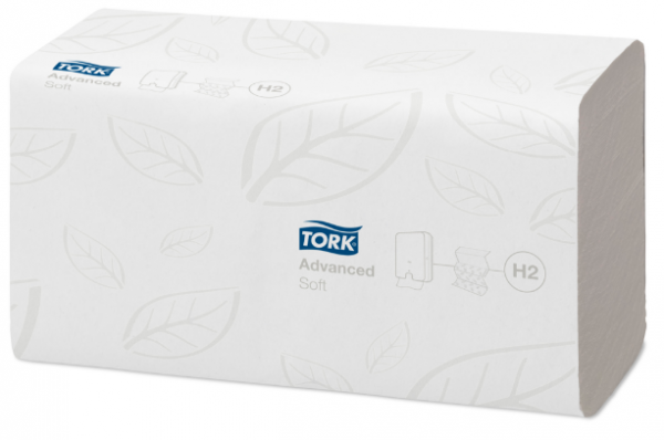 Tork Xpress Multifold Handtuchpapier 25x21cm weiß