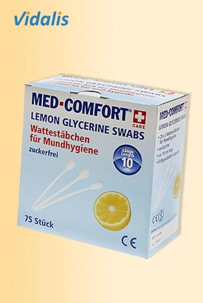 MED-COMFORT Mundpflege-Sticks, Box à 75 Stück