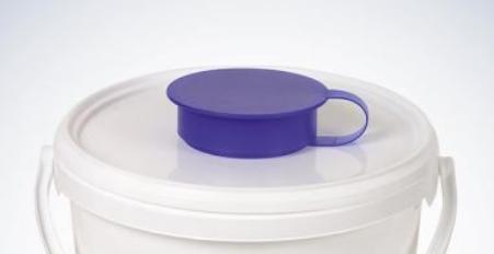 Deckel / Ersatzdeckel für Spendereimer 6,2 liter