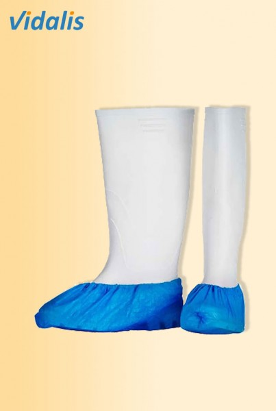 ECO-PLUS CPE-Überschuhe blau, Beutel à 100 St.