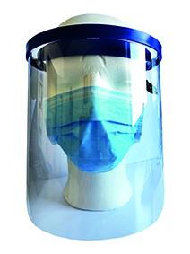 Vollgesichts-Schutzschild Solid Safety