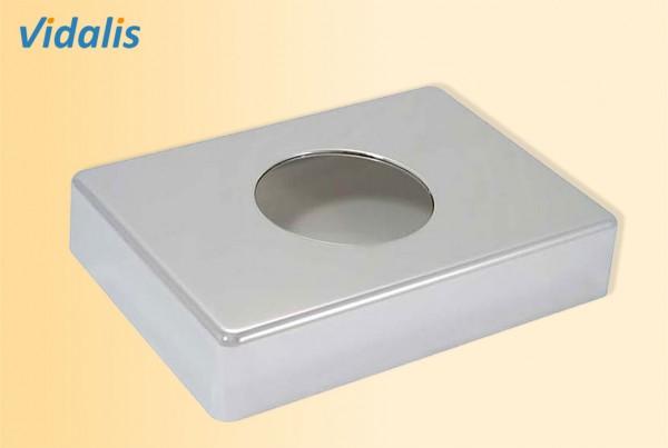 Halter für PE-Hygienebeutel chromfarben, 1 Stück