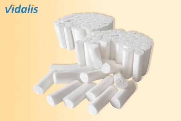 MED-COMFORT Zahnwatterollen, Karton mit 5 x 300g