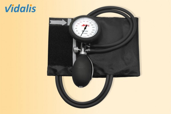 MED-COMFORT Blutdruckmessgerät Deluxe, 1 Stück