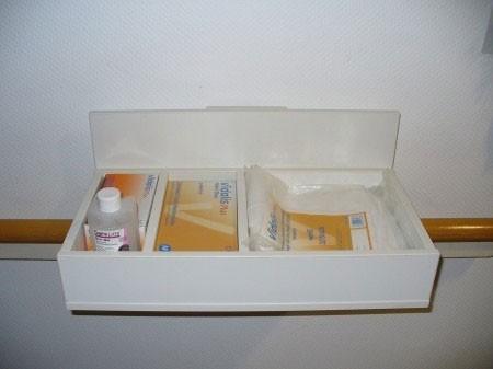 ISB - Infektions-Schutz-Box, 1 Stück