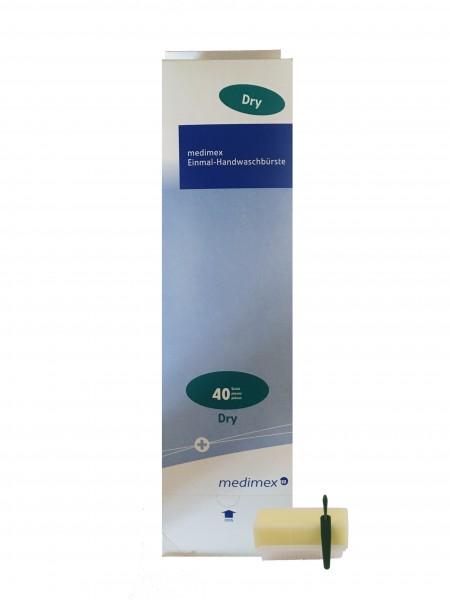 medimex Einmal-Handwaschbürste - steril