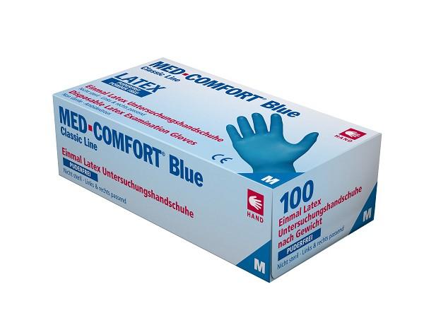 Med Comfort Blue puderfrei