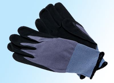 SolidSafety Tough - robuster Nylon-Spandex-Schutzhandschuh