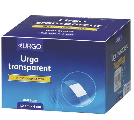 URGO Injektionspflaster 1,2 x 4 cm