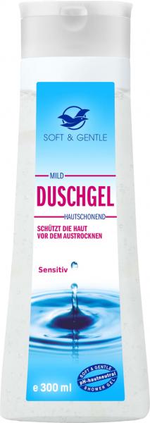 Soft & Gentle Duschgel Sensitive 300 ml