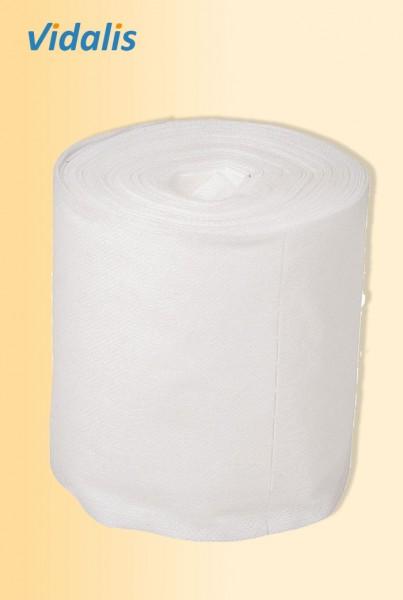 D-Wipes Petsorb Vliesrolle 25x25cm, Karton mit 8 Rollen à 70 Abrisse