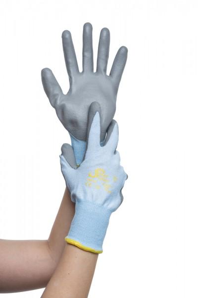 SolidSafety Cut ligh Schutzhandschuh 12 Paar/Beutel