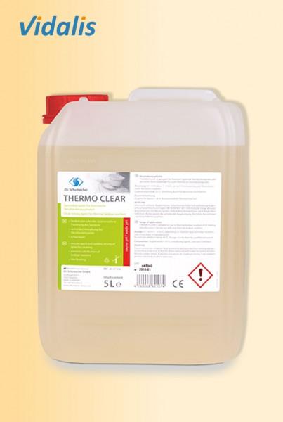 THERMO CLEAR 5-Liter Spezialklarspüler für thermische Steckbeckenautomaten
