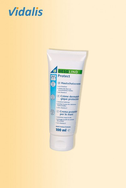 SAFELINE DESOLIND Protect Hautschutzcreme, 100-ml Tube
