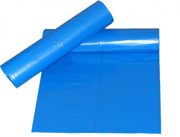 PE-Müllsäcke 120 Liter (70x110cm) blau