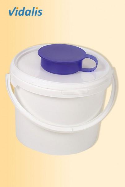 Spendereimer 3,4 Liter, für Vliesrollen, 1 Stück
