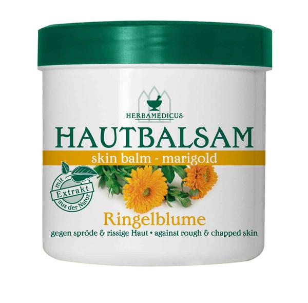 Herbamedicus Ringelblumen Creme 250-ml Tiegel