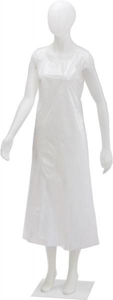 MED-COMFORT PE-Einwegschürzen weiß, 80x140cm, Box à 80 Stück
